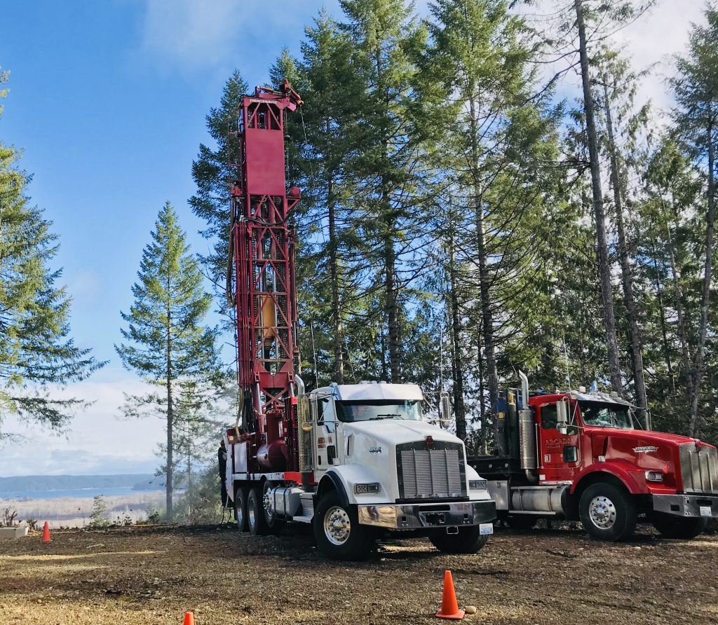 Arcadia Well Drilling Rigs